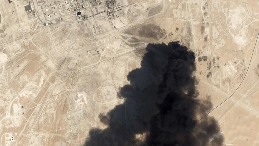 """""""Mentiras máximas"""": Irán rechaza las acusaciones de EE.UU. de que Teherán realizó ataques a las refinerías sauditas"""