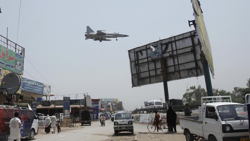 VIDEO: La Fuerza Aérea de Pakistán publica mapas e imágenes del ataque contra la base india en Cachemira