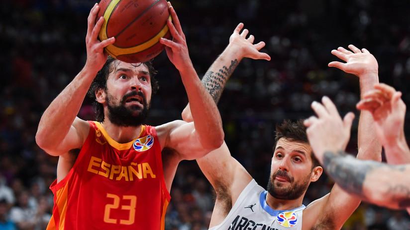 España, campeona del Mundial de baloncesto tras vencer a Argentina