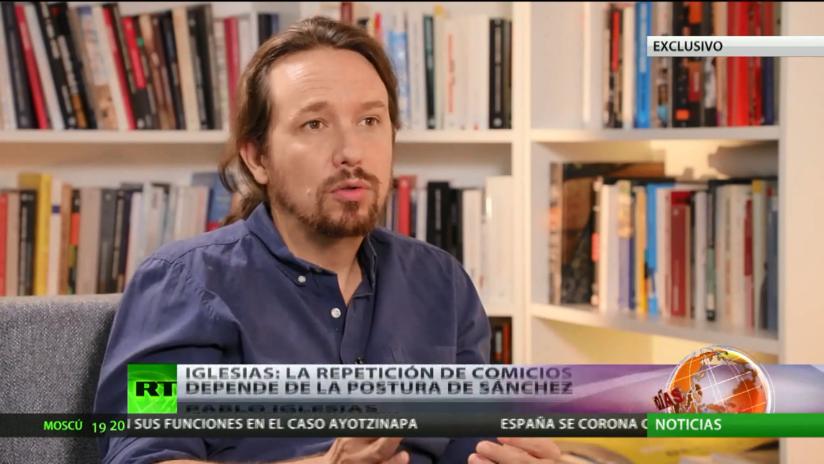 Podemos pedirá la mediación del rey para que el PSOE acepte una coalición