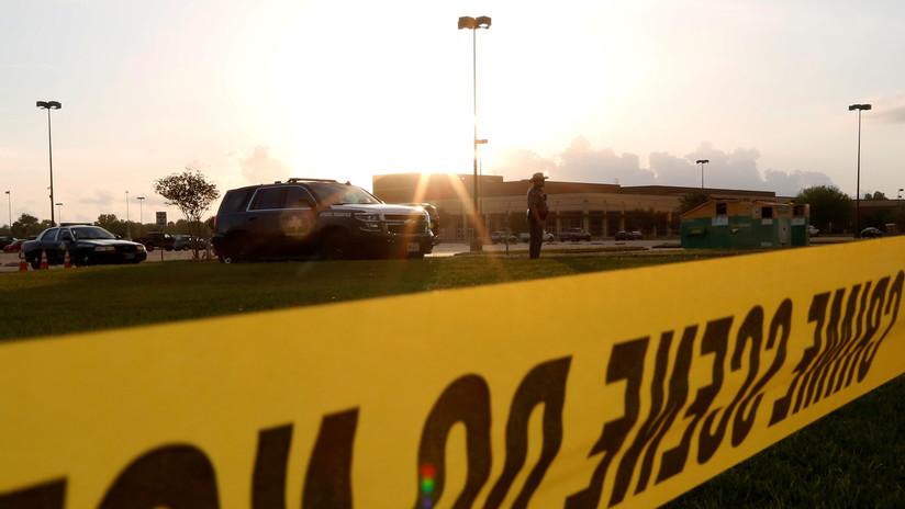 VIDEO: Un ladrón huye de la Policía tras robar un banco y muere en un accidente de coche