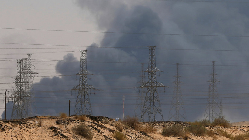 The Washington Post: EE.UU. evalúa una respuesta militar seria a los ataques contra Saudi Aramco