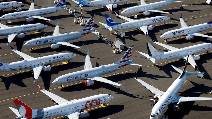 Boeing prepara reformas tras las catástrofes con el avión 737 MAX