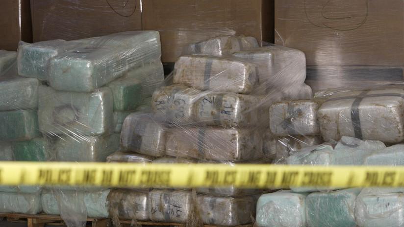 Por segundo día consecutivo descubren en México una avioneta con casi media tonelada de marihuana