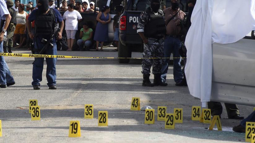Al menos 5 muertos en un ataque armado en un bar en el estado mexicano de Tabasco
