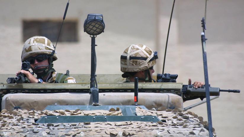 Un agente del servicio especial británico mató a cinco terroristas en siete segundos para detener un ataque suicida
