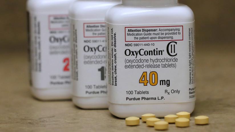 Fabricante estadounidense se declara en bancarrota tras recibir más de 2.600 demandas por epidemia de opioides