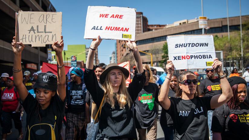 Por qué Sudáfrica es uno de los países más xenófobos del mundo