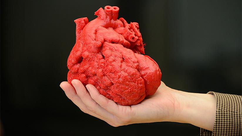 Empresa ecuatoriana reproduce en 3D órganos humanos con patologías para ayudar a los médicos