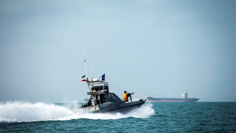 Irán confisca una embarcación en el golfo Pérsico por presunto contrabando de combustible diésel a los EAU