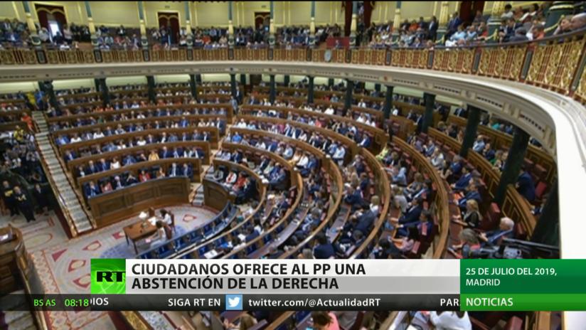 El rey de España inicia contactos con los jefes de los partidos para romper el bloqueo político