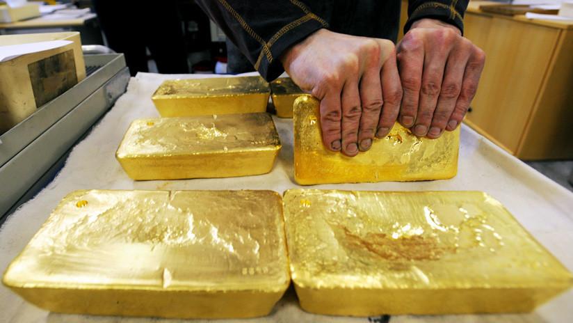 El oro y la plata se revalorizan tras los ataques contra dos refinerías de petróleo de Arabia Saudita