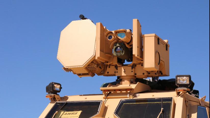 El Ejército de EE.UU. ensaya un sistema móvil de defensa contra drones