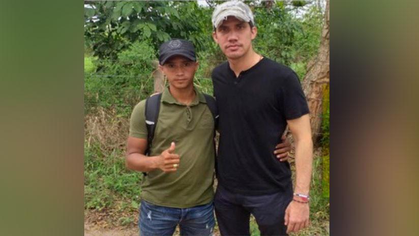 """Fiscal de Venezuela: fotos de Guaidó con paramilitares confirman el """"vínculo"""" con """"una de las bandas más sanguinarias de Colombia"""""""