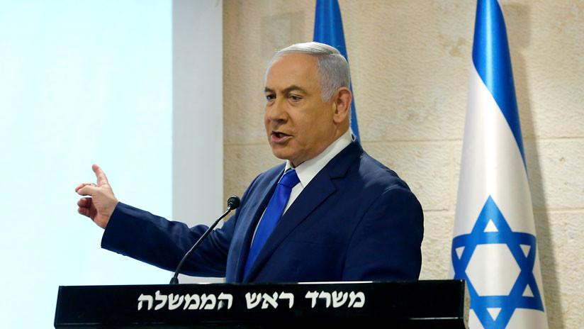 Netanyahu promete anexar los asentamientos judíos en Hebrón si gana las elecciones