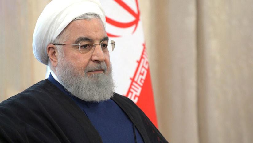 Presidente de Irán: Los ataques hutíes contra las refinerías de Arabia Saudita fueron en defensa propia
