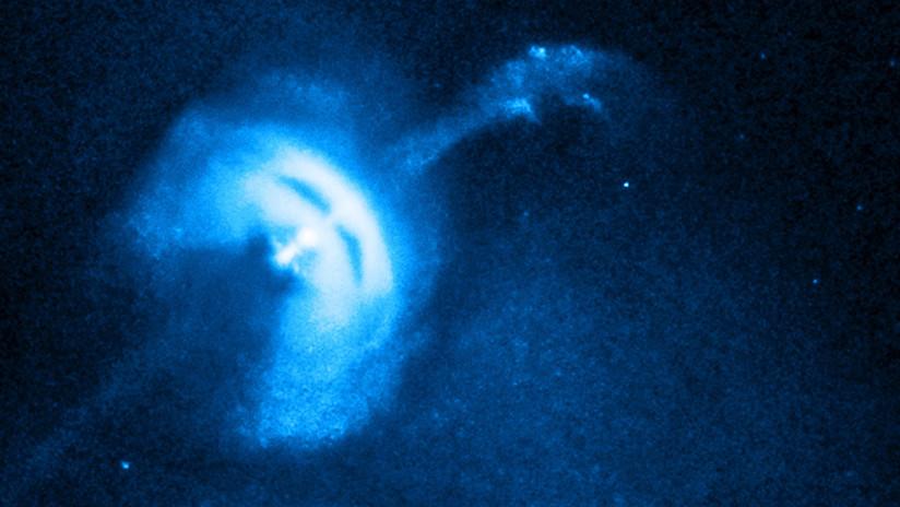 Dos veces más pesada que el Sol: detectan la estrella de neutrones más masiva del Universo