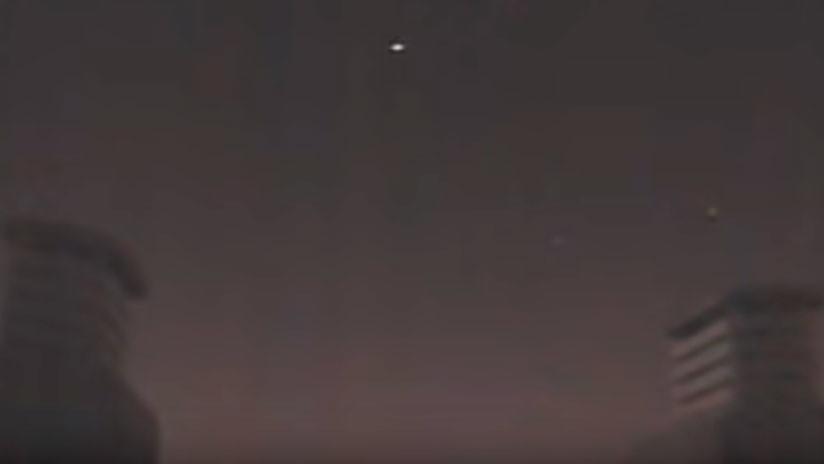 VIDEO: Bola de fuego causada por un asteroide ilumina el cielo en el sur de España