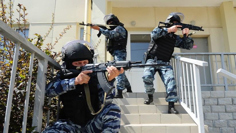 Rusia ha neutralizado este año células terroristas secretas del Estado Islámico en 17 regiones del país