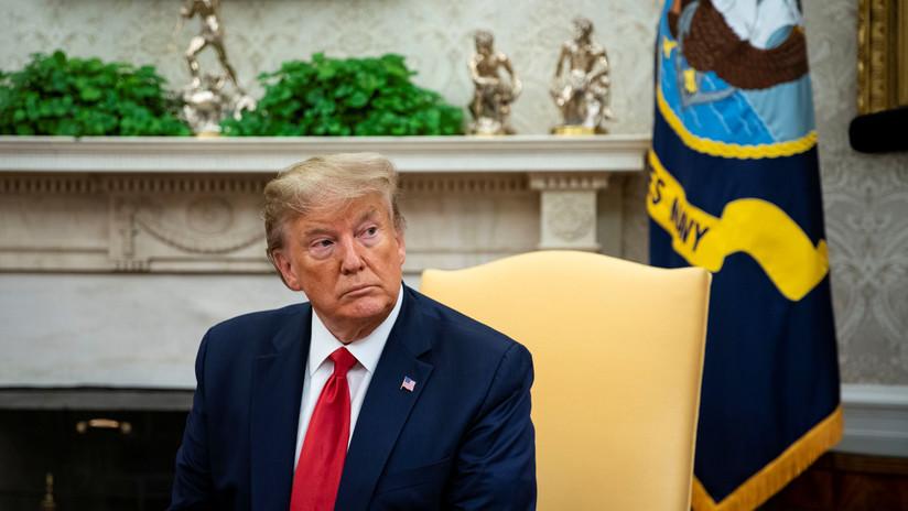 Trump asegura que cuando llegó a la Casa Blanca había escasez de munición