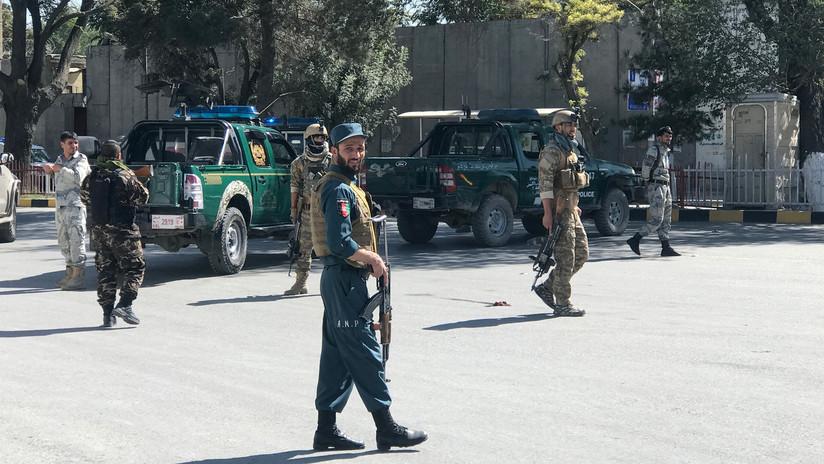 Decenas de muertos y heridos tras un doble atentado suicida durante un acto de campaña del presidente afgano