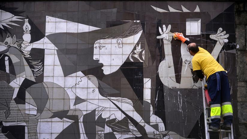 La ONU se disculpa ante España por una reseña errónea sobre el 'Guernica' de Picasso