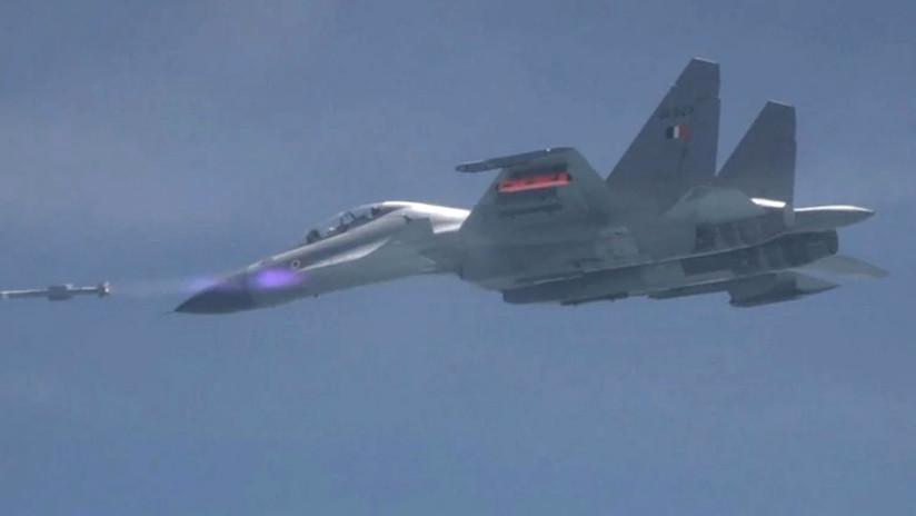 VIDEO: La India realiza con éxito pruebas de vuelo de su misil aire-aire tipo Astra