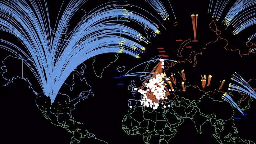Especialistas de la Universidad de Princeton: el supuesto conflicto nuclear entre la OTAN y Rusia resultaría en más de 91 millones de víctimas (VIDEO)