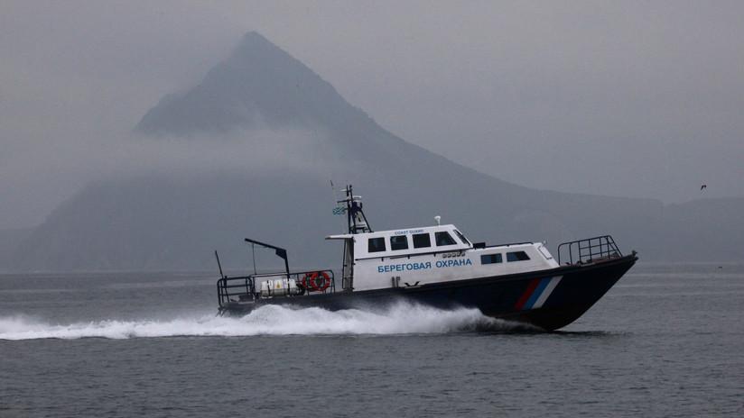 Сazadores furtivos norcoreanos hieren a tres guardias fronterizos rusos en el mar de Japón