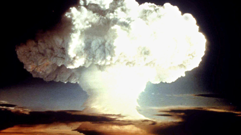 Jefe de la Inteligencia rusa: La URSS obtuvo detalles de la primera bomba atómica de EE.UU. dos semanas antes de su montaje