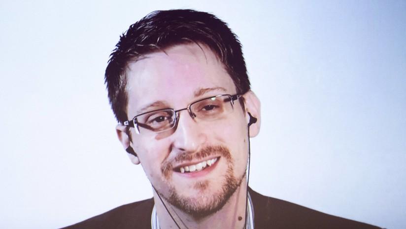 Las autoridades de EE.UU. presentan una demanda contra Edward Snowden