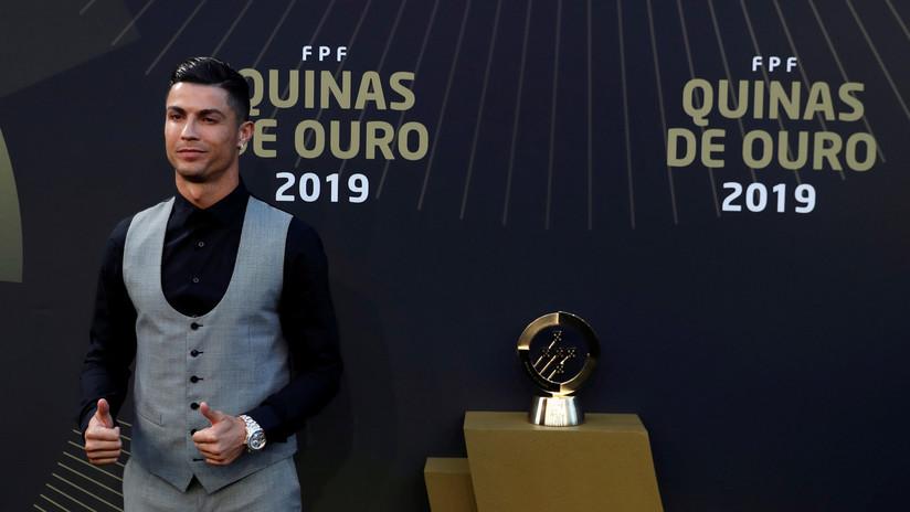 Cristiano Ronaldo revela su fortuna: cientos de millones de dólares y una colección de autos de lujo