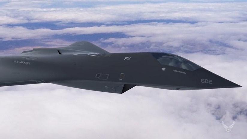 La Fuerza Aérea De Ee Uu Arriesga Al Cambiar La Filosofía En El Desarrollo De Sus Aviones De Combate Rt