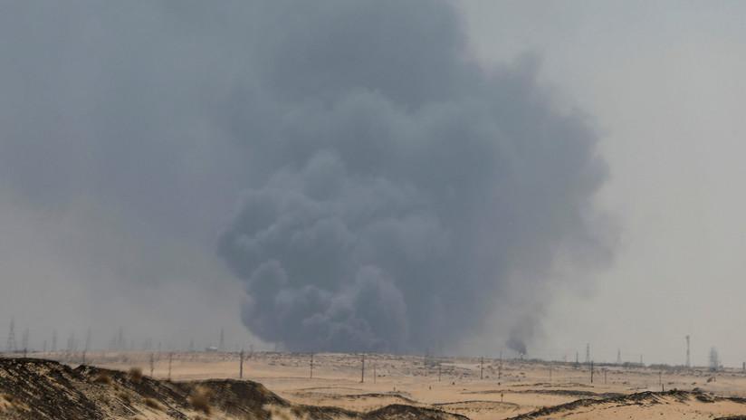 ¿Por qué Washington se empeña en culpar a Irán de los ataques contra las refinerías sauditas?