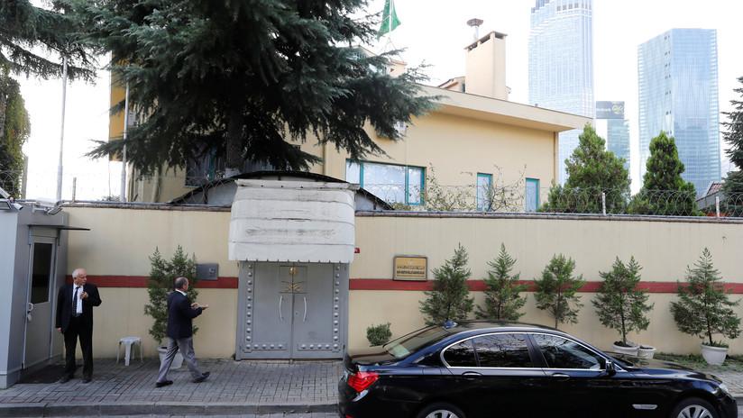 Venden el edificio donde mataron al periodista saudita Jamal Khashoggi