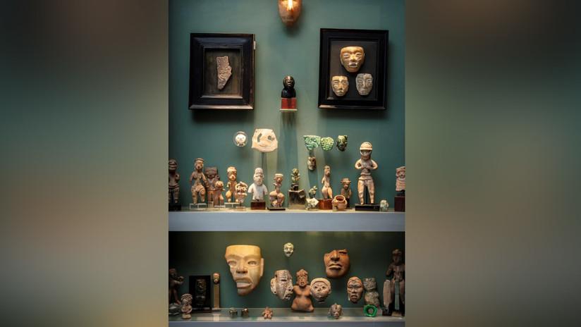 Subastan en Francia arte prehispánico a pesar de que México advirtió que podrían ser piezas de su patrimonio cultural
