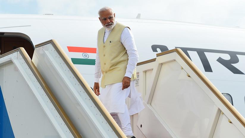 Pakistán le cierra sus cielos al avión del primer ministro indio