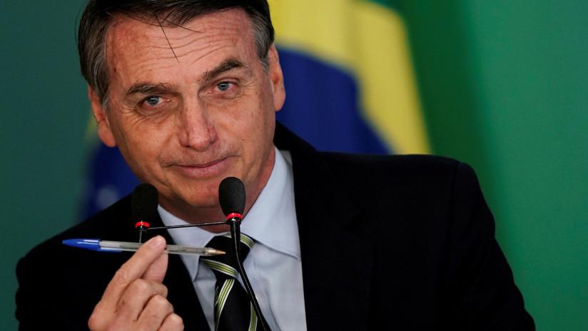 """Fiscalía brasileña pide declarar """"inconstitucional"""" los decretos de Bolsonaro sobre las armas"""