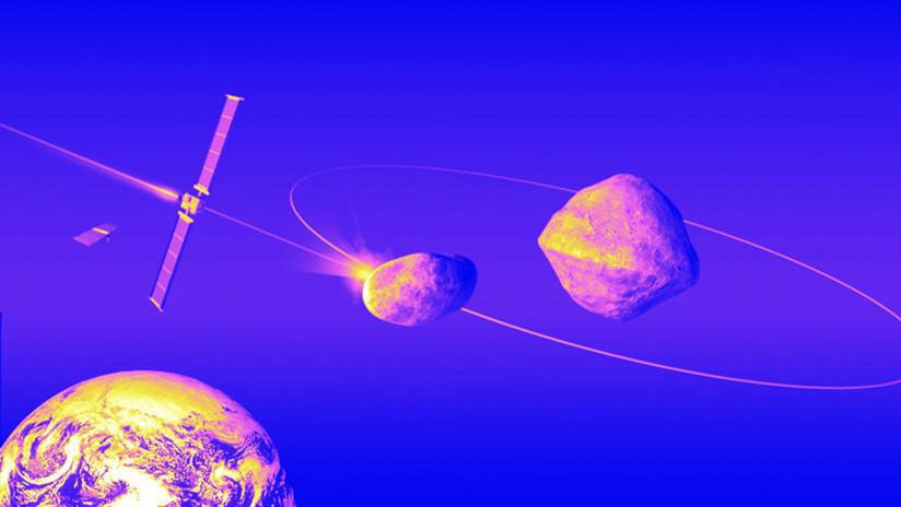 Golpear un asteroide con una nave espacial: el ambicioso plan para salvar al planeta