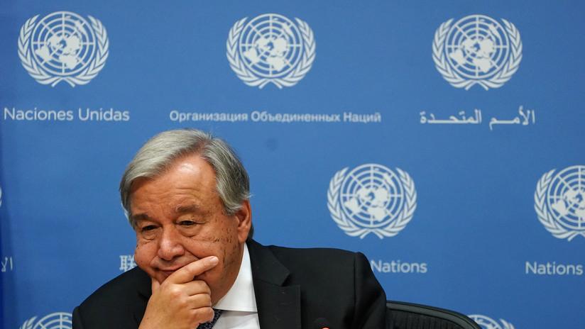 Secretario general de la ONU intercederá para bajar la tensión entre Venezuela y Colombia