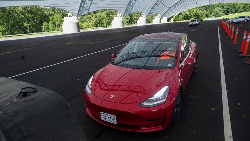 El Modelo 3 de Tesla obtiene la calificación de seguridad más alta de la industria de seguros