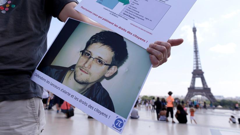 """Francia cree que todavía """"no es el momento"""" para conceder asilo a Snowden"""