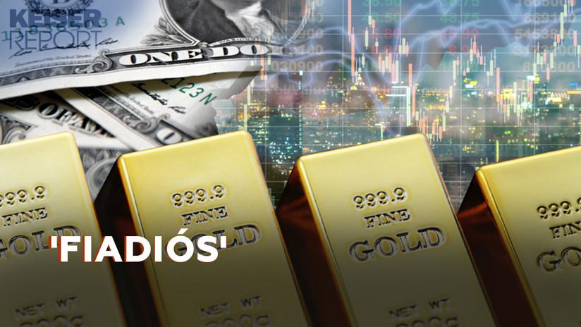 """""""El sistema financiero se dirige hacia una catástrofe"""""""