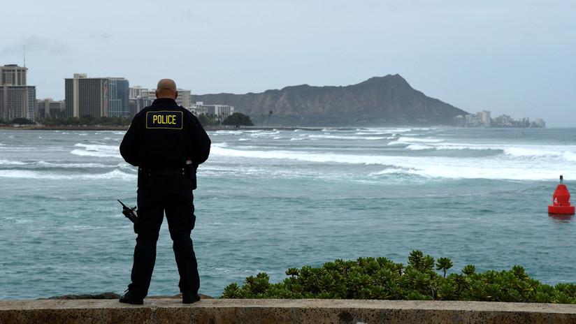 """""""Es la segunda vez que tengo miedo inminente"""": Una nueva falsa alerta de tsunami desata la confusión en Hawái"""