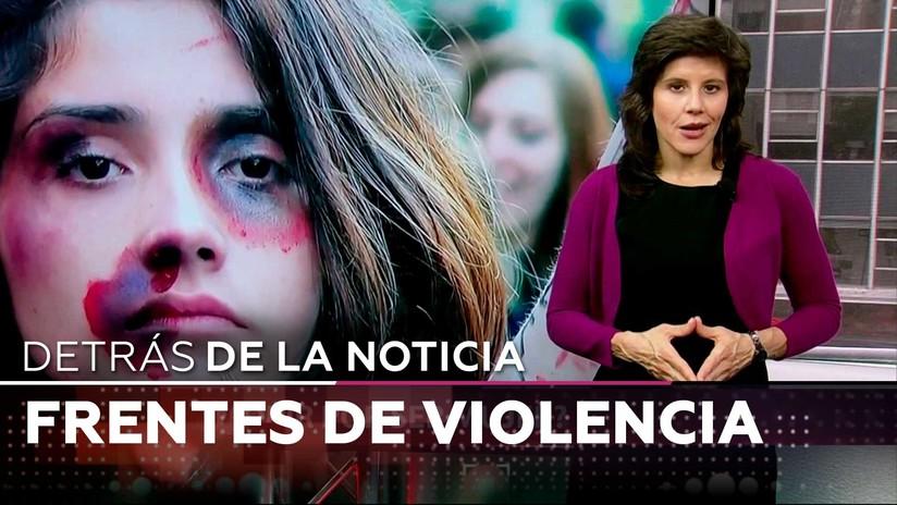 Frentes de violencia