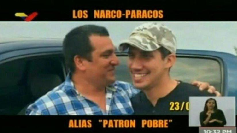 Venezuela desvela nuevas fotografías de Guaidó con narcoparamilitares de Colombia
