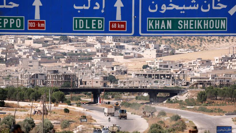 Rusia y China vetan la resolución de Bélgica, Alemania y Kuwait sobre el alto de fuego en Idlib