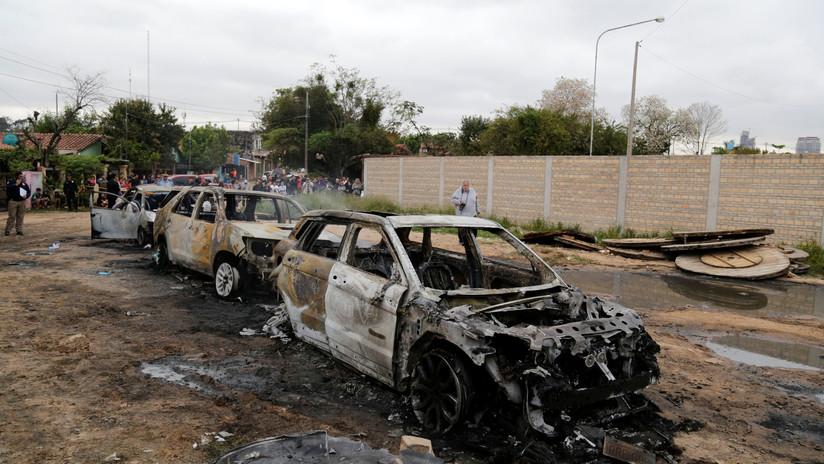 La fuga del narcotraficante que ha provocado una nueva crisis en Paraguay