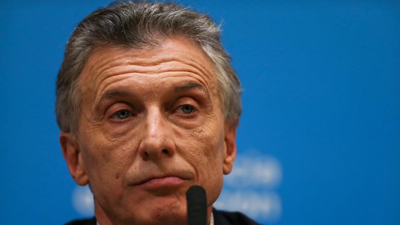 Argentina: Piden investigar a Macri por presunta extorsión al dueño de un canal de televisión