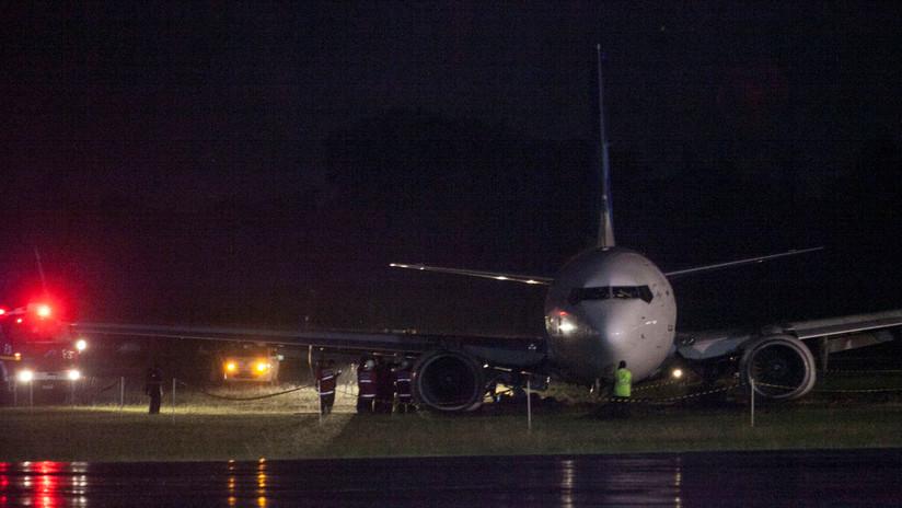 Suspenden todos los vuelos en un aeropuerto de Argentina por causa de un incendio